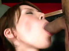 lustful japanese businessmen playing with kotone