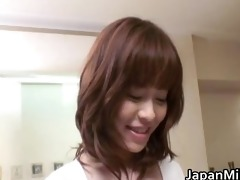 marvelous japanese honey with threesome part8