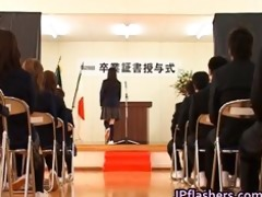 japanese playgirl during graduation part11