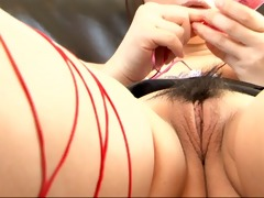 softcore solo with akane ozora having enjoyment