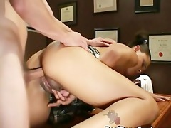 tattooed real oriental wench gangbanged part6