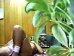 voyeur - hidden webcam - college indian cutie