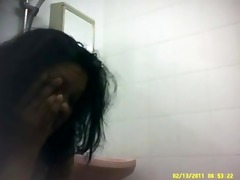 indian wife shower