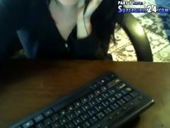 unbelievably melynda in live web camera free sex