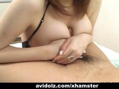 breasty japanese hottie miu satsuki works that is