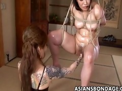 oriental thraldom chick is fisted