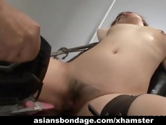 naughty oriental whore in thraldom acquires her