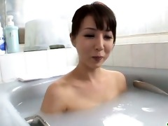 solo hotty session with hawt aged oriental lady