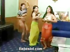 8 humorous indian angels dancing stripped