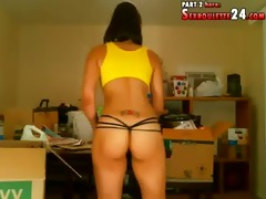 ambitious kathaleen in backdoor web camera do