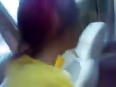 japanese beauty screwed inside a car in india