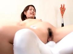 blameless oriental chick is licking a muff part10