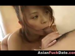 cum inside japanese youthful fur pie