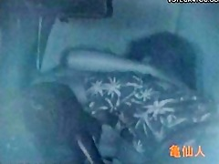 car sex infrared voyeur discharge scene