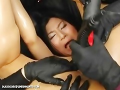 hardcore japanese oriental fetish and servitude