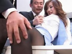 shinnyuu shain no oshigoto vol 3 - scene 0