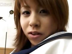 shy small angel from tokyo gagging knob