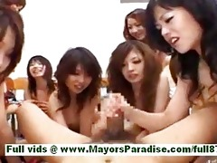 hot japanese schoolgirls with their teacher