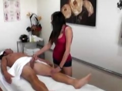 oriental masseuse goes all the way