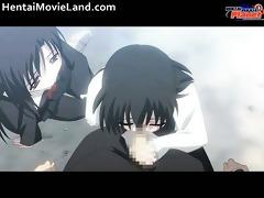 blameless manga schoolgirl blows inflexible part7