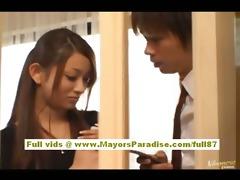 nao yoshizaki aexy japanese sweetheart receives
