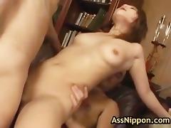 yuka matsushita receives her amazing part1