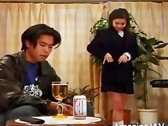drunk asian schoolgirl getting her cookie part11