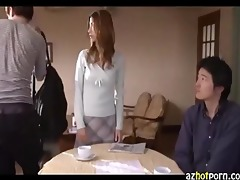 oriental wife who was sold into a soapland