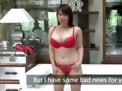oriental sweetheart with large bazookas fucking