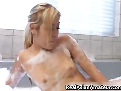 my oriental gf in bathtub 8 by caughtexgf part8