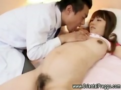 preggy twat tastes the superlatively good for the