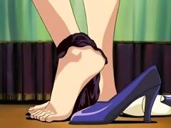 japanese manga hentai with anal honeys
