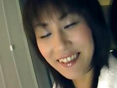 horny japanese mother i blindfolded...
