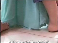 candid arabic feet 43