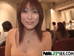public hard sex with japanese girls clip-40