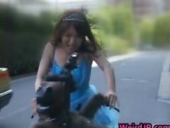 anri hiramatsu oriental sweetheart rides part9