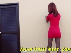 nice-looking hotty in slutwear 3