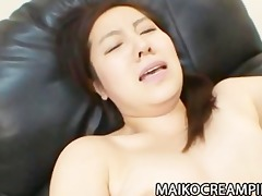 older japanese mikako imada getting her slit