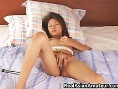diminutive lil real real oriental toying part0