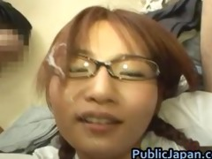 miku tanaka valuable japanese doll gets part10
