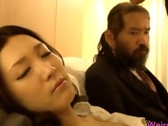 cock hungry oriental whores sucking, fucking part4