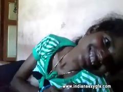 tamil girl kalpana engulfing her bf -
