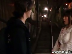 oriental bitch shows why she is is the head nurse