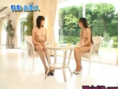 asian hotty is in nature on educational part3
