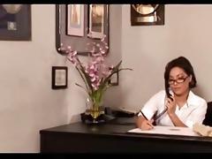 oriental office secretary