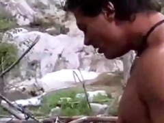 beauty indian outdoor indian desi indian cumshots
