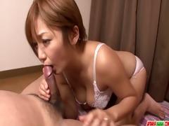 d like to fuck meguru kosaka sucks penis and 20s