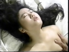 lusty oriental receives wet crack screwed with