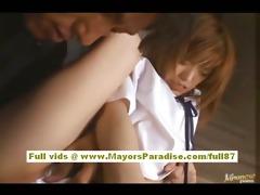 azusa itagaki enchanting chinese schoolgirl who