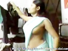hawt indian aunty remove here dresses and her her